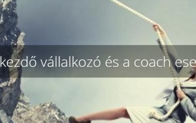 Kell-e a kezdő vállalkozónak coach?