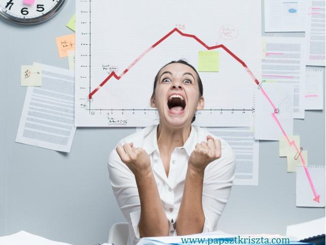 5 pénzügyi kudarcra figyelmeztető jel