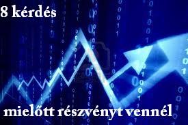 Vagyongyarapítás részvényekkel
