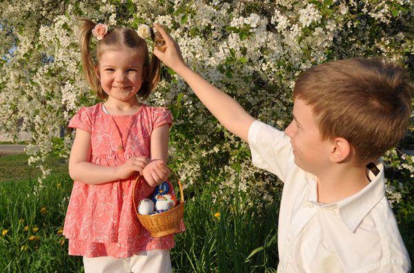 Húsvét, locsolópénz – gyerekednek ezt tanítsd meg