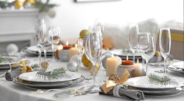 7 lépés az ünnepi vacsora költséghatékony lebonyolításához
