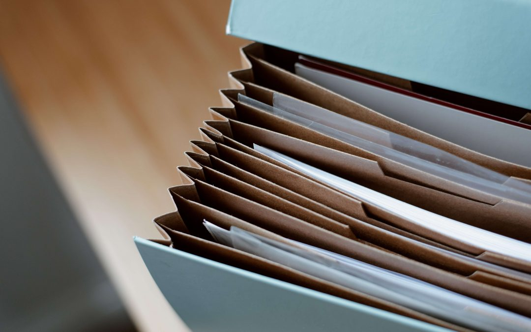 Hogyan rendszerezd a pénzügyi dokumentumaidat?